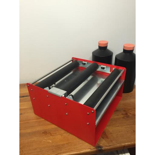 Bottle rolling Machine